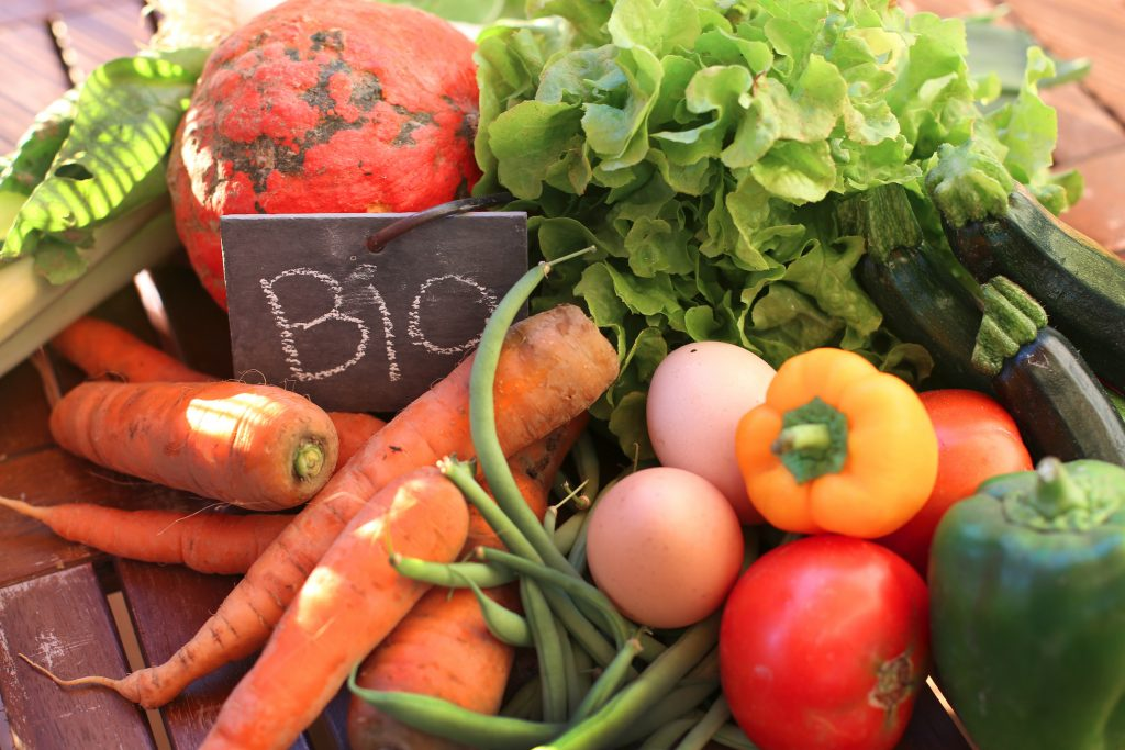 Vegetables Bio